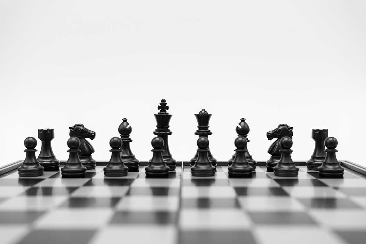 Comment positionner les pièces aux échecs en 5 minutes