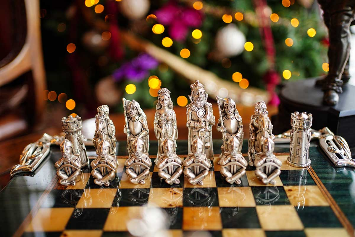 Sublime jeu d'échecs original