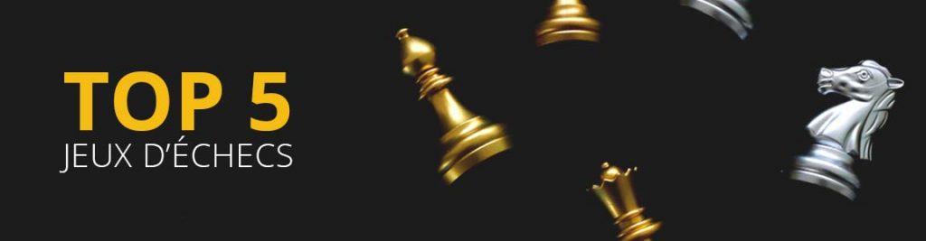 Meilleurs Jeux d'échecs - Mon top 5