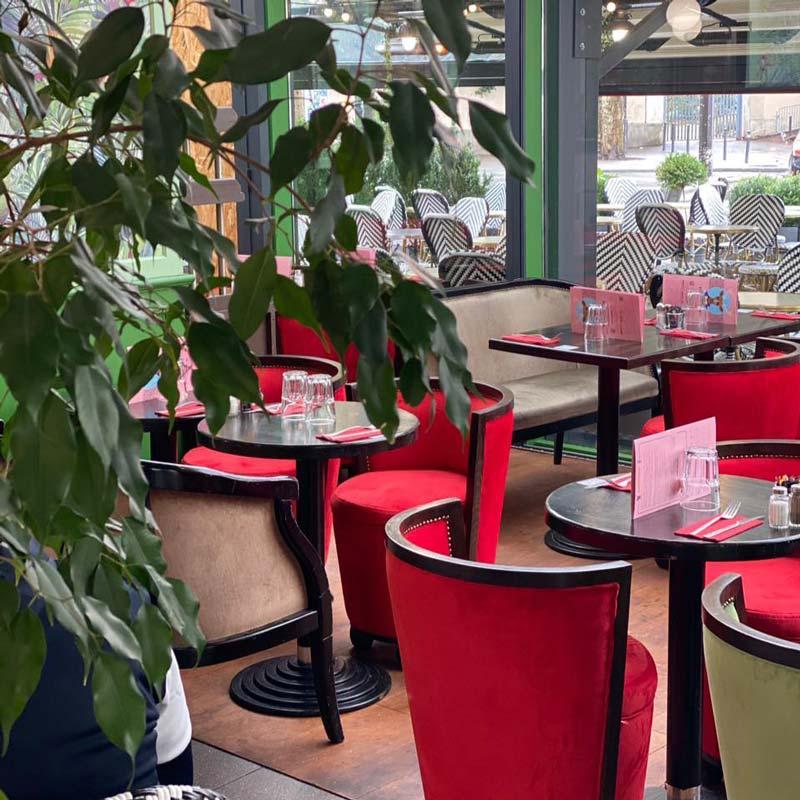 Café East Bunker, QG des meilleurs jeux d'échecs de Paris
