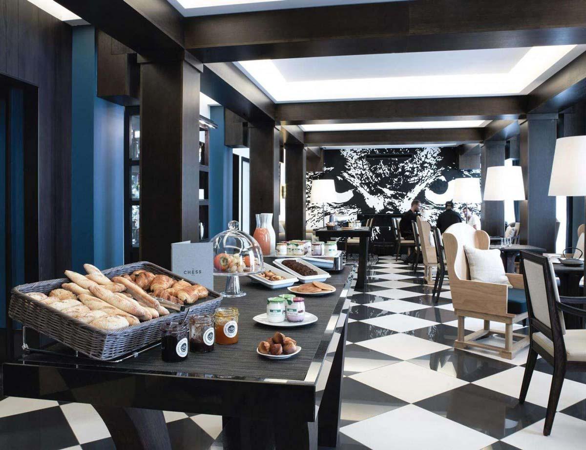 Chess Hotel, un hôtel connu et reconnu des passionnés des jeux d'échecs à Paris
