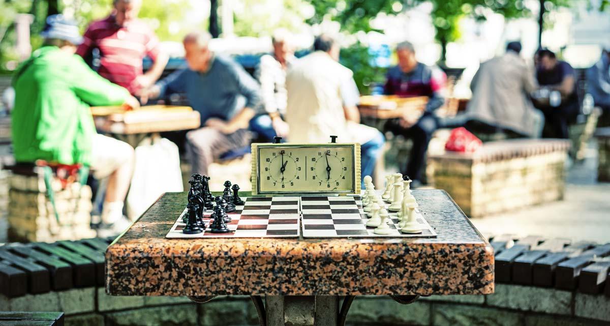 7 endroits étonnants pour vivre votre passion des jeux d'échecs