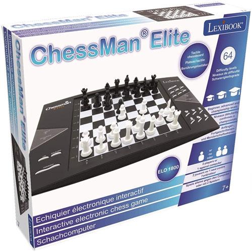 ChessMan Elite de Lexibook - Echiquier électronique