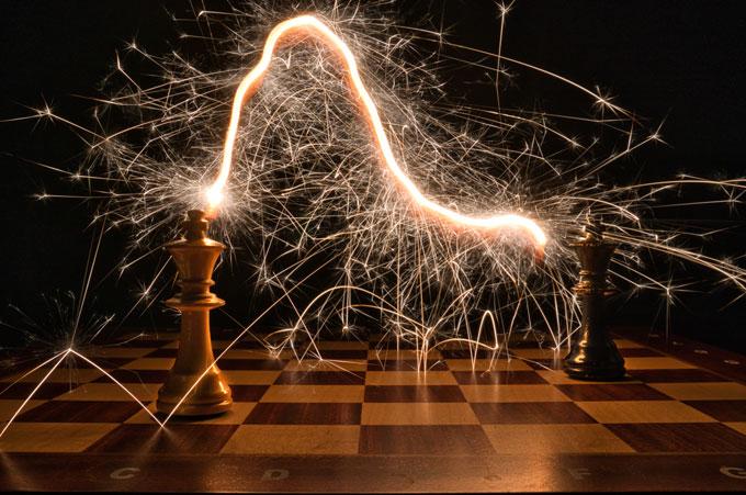 Le blitz aux échecs : un style de jeu très rapide