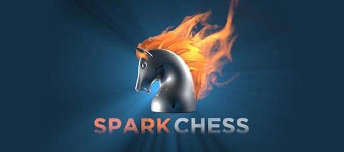 Sparkchess propose de multiples leçon pour apprendre à jouer aux échecs comme un pro
