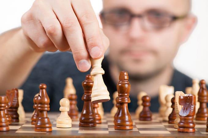 Les bénéfices de jouer aux échecs pour le cerveau