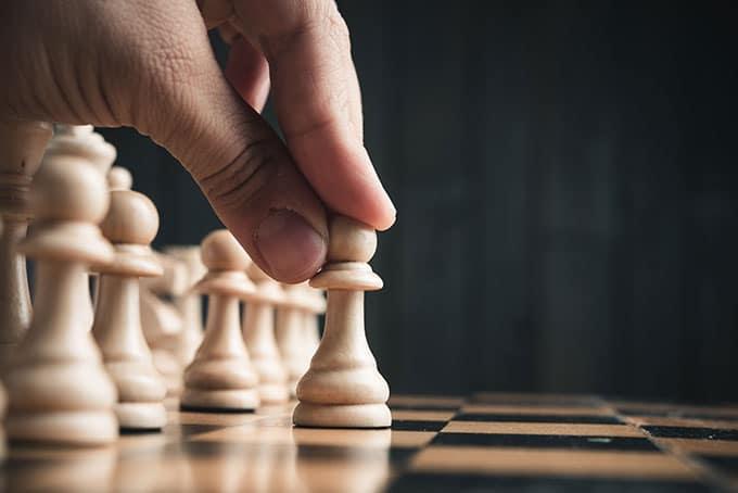 La prise en passant aux échecs